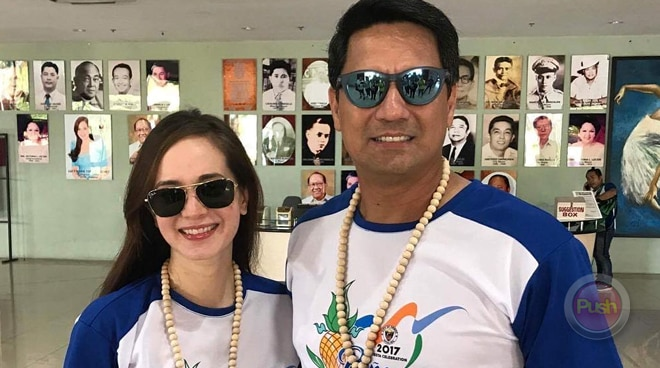 Lucy Torres Gomez supports Richard Gomez's career decisions