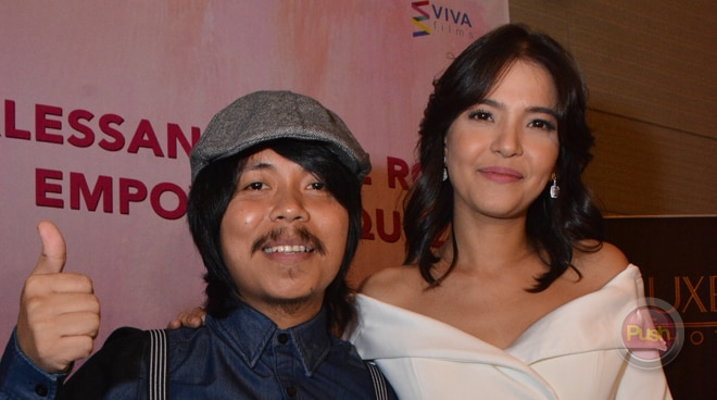 Alessandra de Rossi admits being reluctant about having a love team