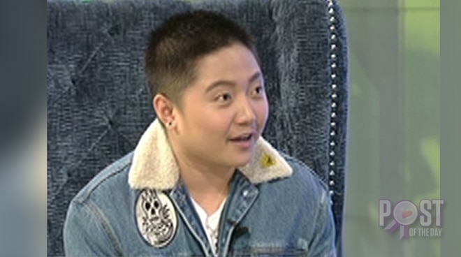 Charice on his new name Jake Zyrus: 'Screen name lang po siya'