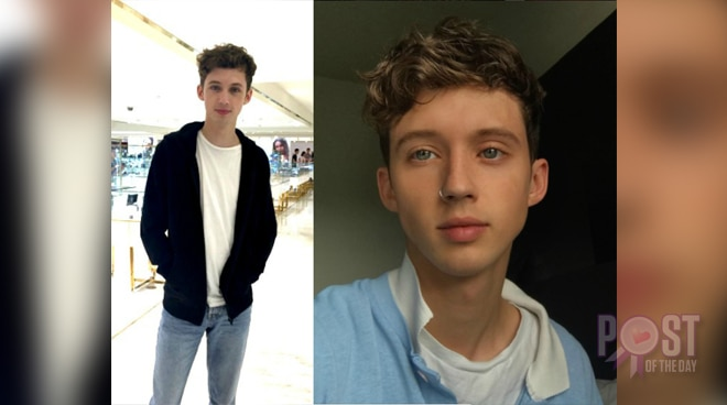 Australian singer Troye Sivan on visiting the Philippines: 'I can't wait to come back'