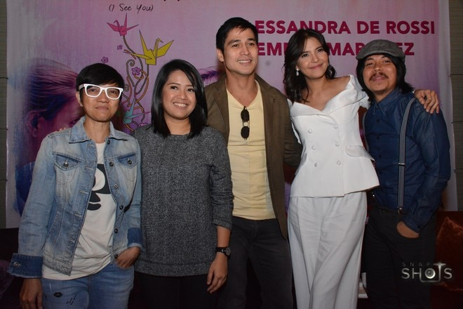 The cast and the makers of 'Kita Kita'