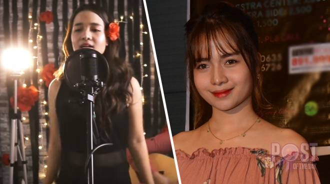 "WATCH: Kristel Fulgar covers ""Despacito"""
