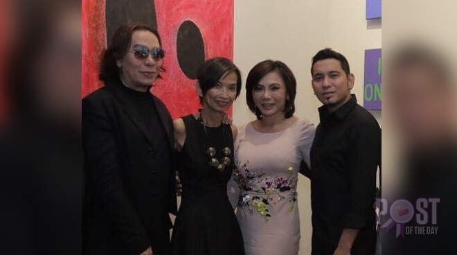LOOK: Is Michael Cinco designing Vicki Belo's wedding gown?
