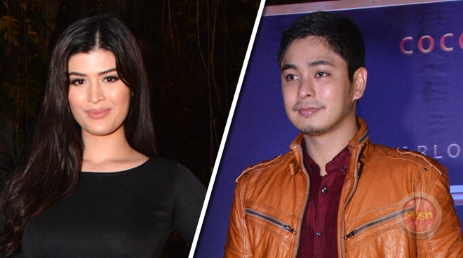 2017 Bb. Pilipinas International Mariel De Leon willing makipag kissing scene kay Coco Martin?