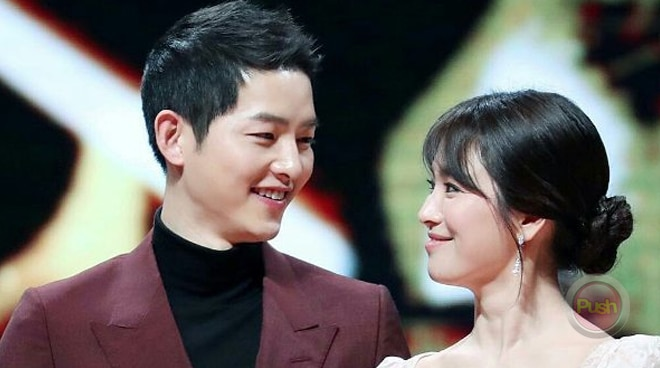 Song Joong Ki, Song Hye Kyo write personal letters to fans after engagement announcement