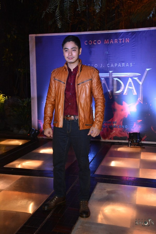 Coco Martin leads the star-studded cast