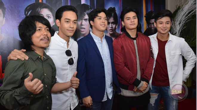 Boys of 'Bloody Crayons' movie reveal bonding moments