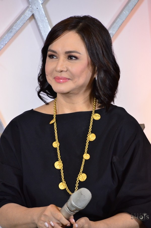 Charo Santos talks about the importance of securing her family's future