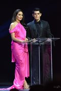Sarah Lahbati and Richard Gutierrez