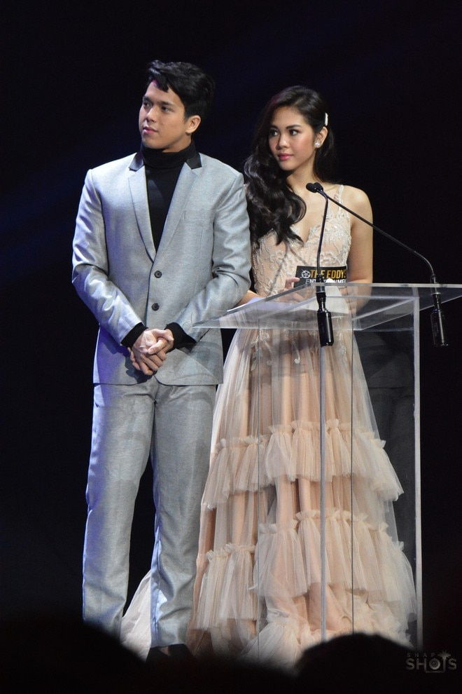 Elmo Magalona and Janella Salvador