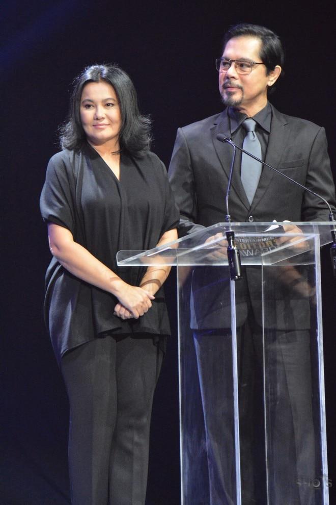 Lorna Tolentino and Christopher de Leon
