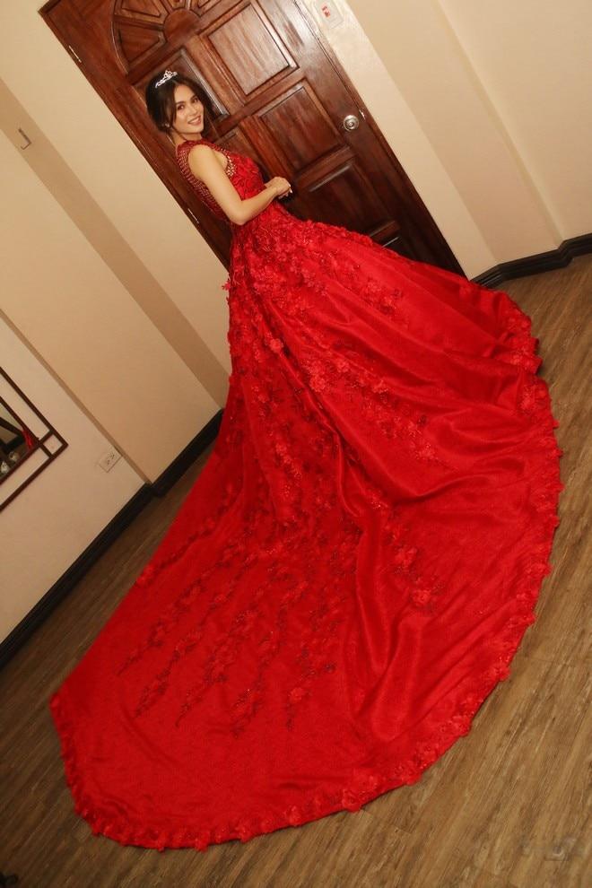 Full gown