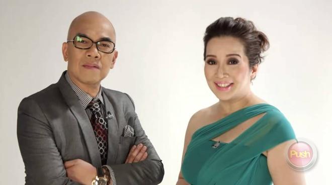 Boy Abunda reacts to rumors of Kris Aquino returning to ABS-CBN