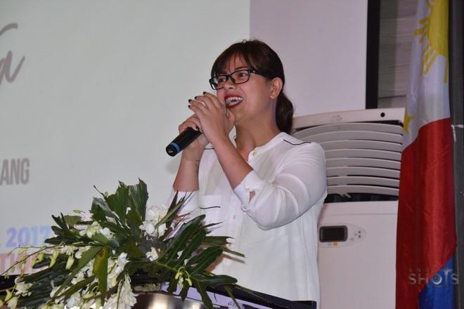 FDCP chairperson Liza Diño-Seguerra
