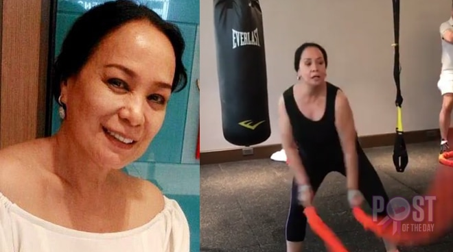 WATCH: Gloria Diaz breaks the Internet with her intense work out video