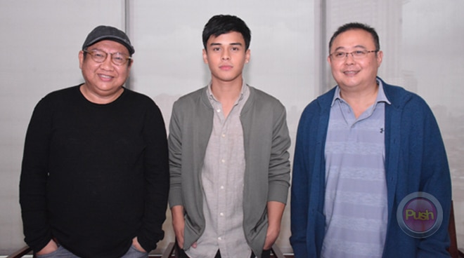Khalil Ramos is Reality Entertainment's first contract artist