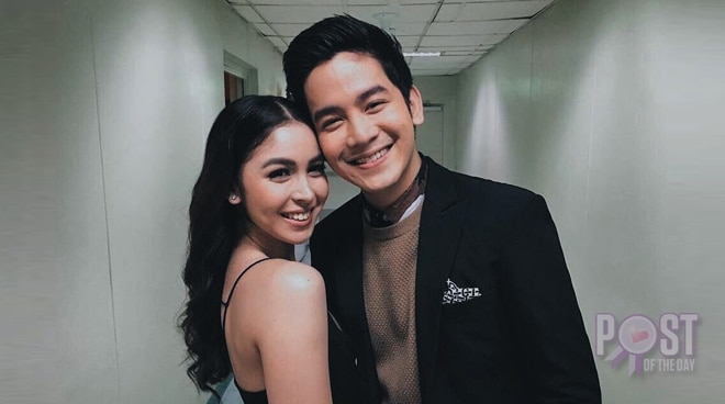 LOOK: Did Joshua Garcia choose Julia Barretto over a mobile game app?