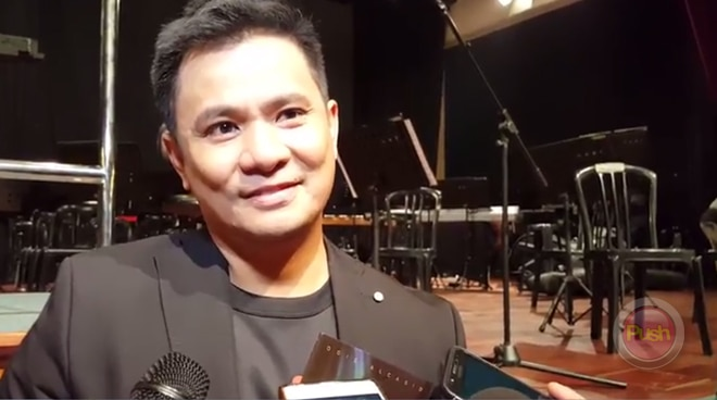 Why is Ogie Alcasid no longer hosting the Pinoy version of 'Little Big Shots'?