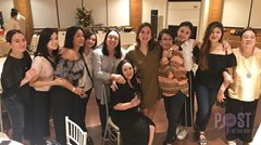 LOOK: Marjorie Barretto joins sister Claudine on her birthday
