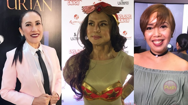 Comedians Ai Ai delas Alas, Kakai Bautista and Jon Santos share their thoughts on the upcoming SONA