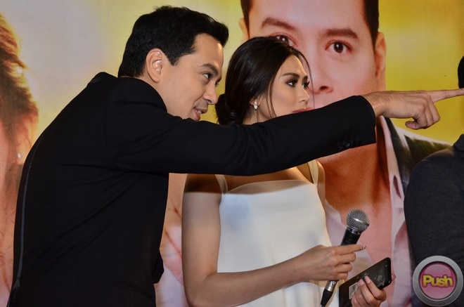 This is AshLloyd's fourth movie together