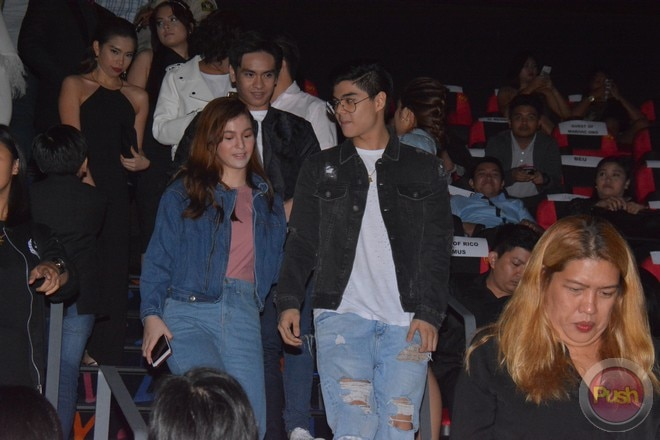 Barbie Imperial and Paul Salas