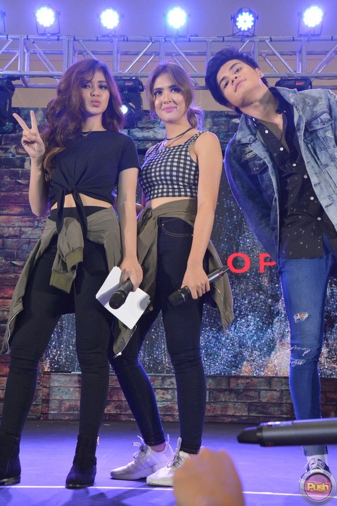 Loisa, Sofia and Ronnie