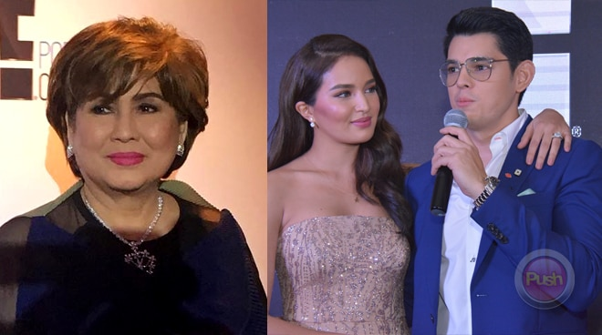 Annabelle Rama on son Richard Gutierrez's engagement: 'Siyempre I was so shocked""