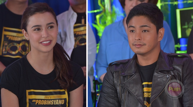 Are Yassi Pressman and Coco Martin an item?