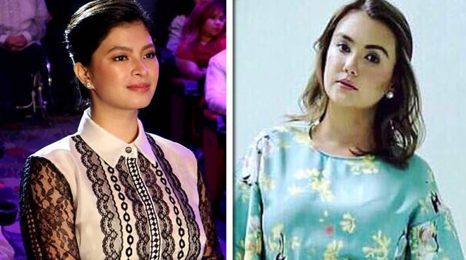 Angelica Panganiban is cool with the 'No Slapping condition' set by Angel Locsin
