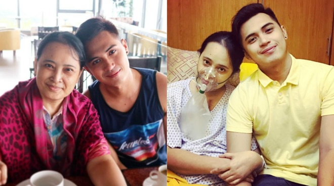 EXCLUSIVE: Marlo Mortel on his mom's cancer: 'Kailangang lumaban'