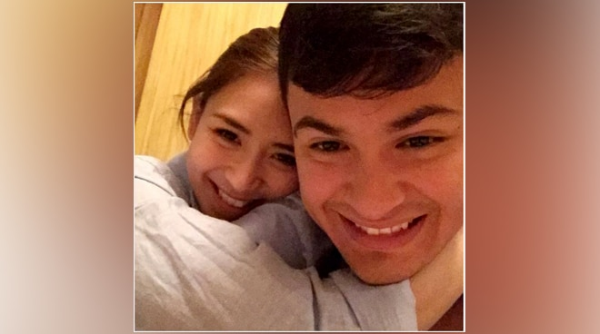 Matteo Guidicelli describes weekend with GF Sarah Geronimo