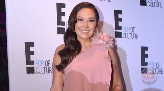 Ruffa Gutierrez is excited to move into her very first house