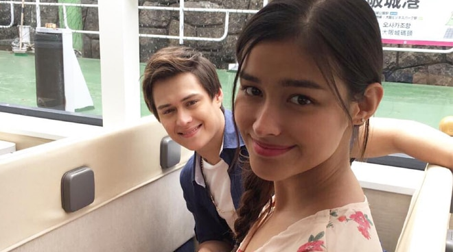 LOOK: Liza Soberano thinks Enrique Gil is 'perfect'