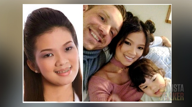 LOOK: Former PBB teen housemate Priscilla Navidad is now an awesome mom