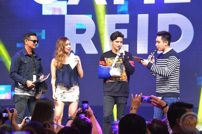 James Reid was introduced as the next actor to portray the iconic Pedro Penduko