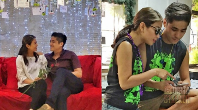 Kaye Abad and Paul Jake Castillo's beautiful moments in Cebu