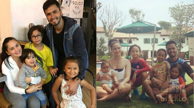INSTASTALKER: Kristine Hermosa and Oyo Boy Sotto's growing family