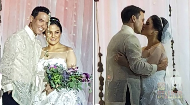 Instastalker: Jerika Ejercito ties the knot with Spanish fiancé