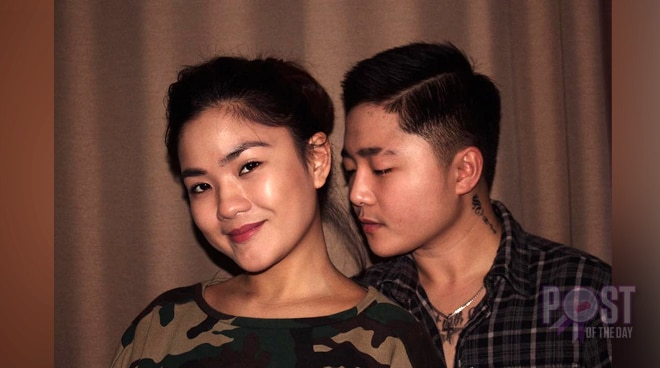 LOOK: Is she Jake Zyrus' new girlfriend?