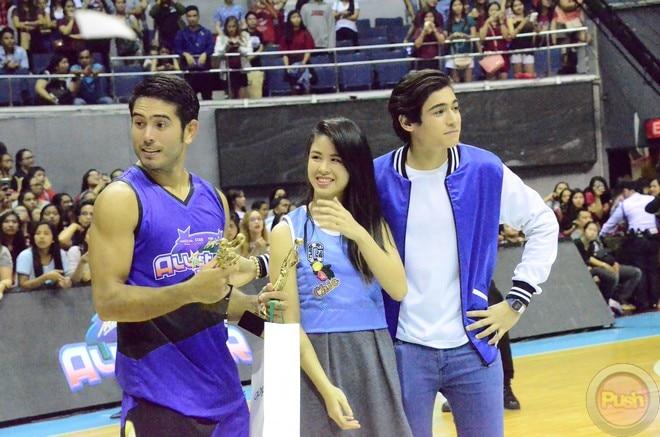 Team Gerald, nagwagi sa Star Magic All-Star Basketball Game sa Araneta Coliseum, Agosto 13.