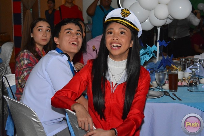 MayWard happy with what their fans prepared for them