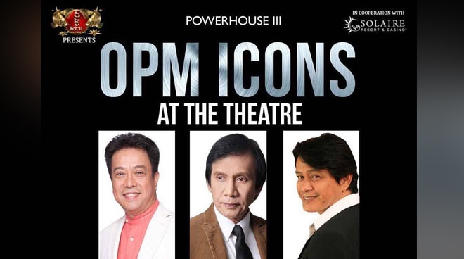 Pinoy musicians make sure OPM is alive and well with a line up of concerts