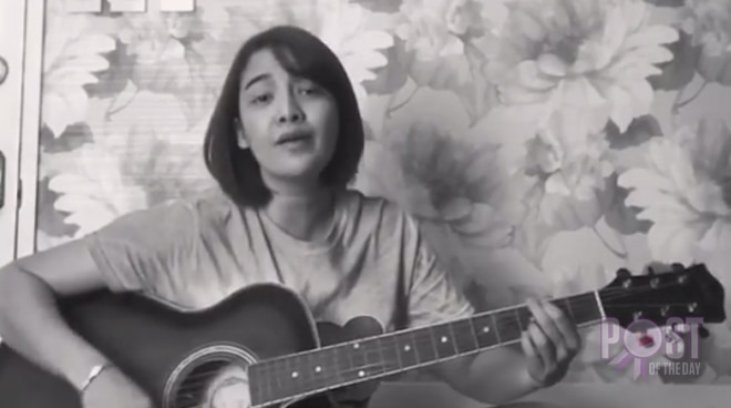 WATCH: Anthony Taberna's daughter sings the 'Moana' theme song