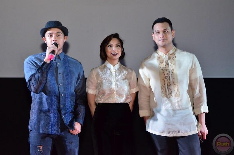 Happenings at the Pista ng Pelikulang Pilipino 2017
