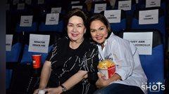 Judy Ann Santos and Susan Roces grace the restoration of FPJ's Isusumbong Kita sa Tatay Ko