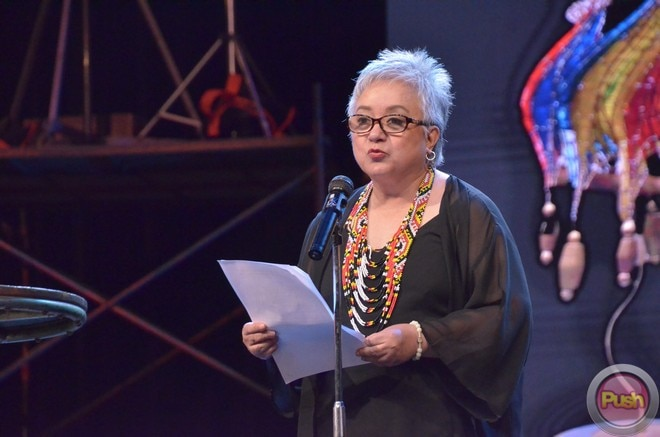Some highlights from this year's Cinemalaya awards night