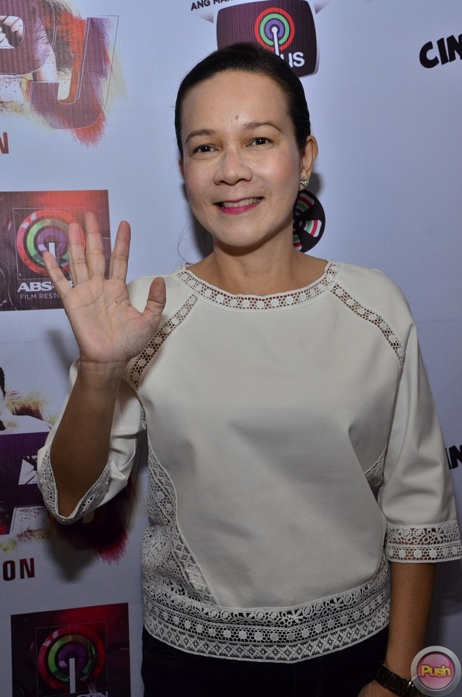'Isusumbong Kita sa Tatay Ko,' starring Judy Ann and the late FPJ, was first shown in cinemas in 1