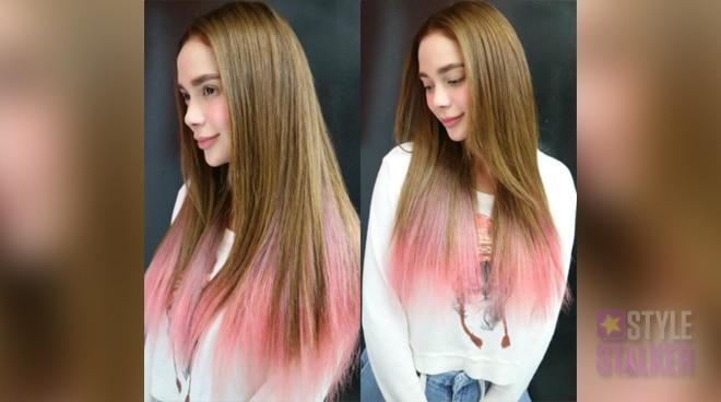 LOOK: Arci Munoz rocks new ombre hair