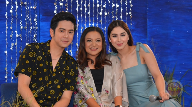 Director Antoinette Jadaone admits she gets kilig with JoshLia ever since 'Vince and Kath and James'
